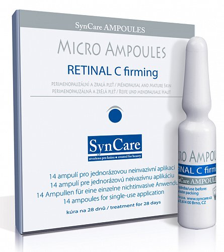 Micro Ampoules RETINAL C firming