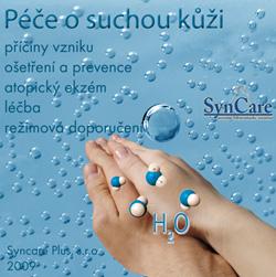 Syncare Péče o suchou kůži - broužura, 31 plnobarevných stran