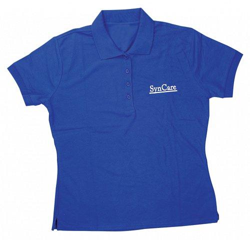 Syncare Límečkové tričko s vyšitým logem